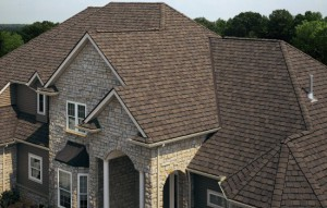 Shingles are a great and popular roofing option.