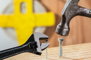 You'll need the right tools for the job to install roofing properly.