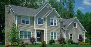 Insulated vinyl siding is the most durable type of vinyl siding.